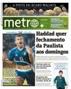 Metro Jornal de SP